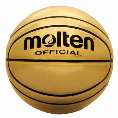 Molten GOLD Trophy Basketball | Free Delivery Australia Wide