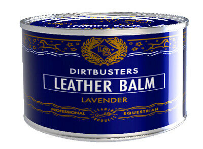 Equestrian Lavender oil Leather balm cleaner conditioner for saddle tack