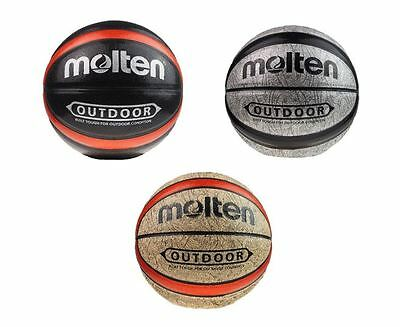 Molten GO7 Series Outdoor Basketball | Free Delivery Australia Wide