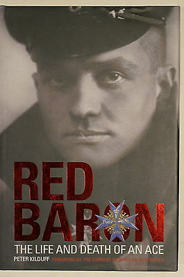 WW1 German Manfred von Richthofen Red Baron Life Death Of An Ace Reference Book