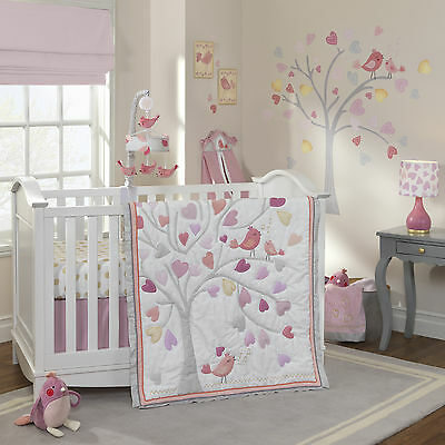 Lambs & Ivy Love Song 4-Piece Set