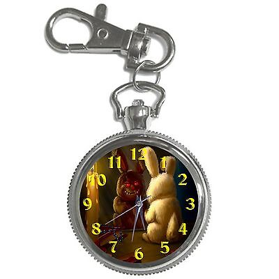 Devil Rabbit  Key Chain Keychain Pocket Watch