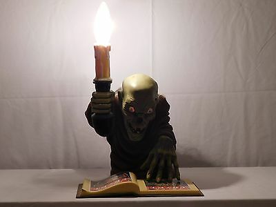 1996 Tales from the crypt candelabra lamp