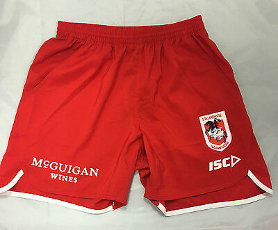 ST George Illawarra 2015 - GYM/Training Shorts - NRL