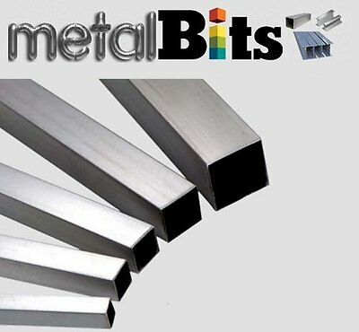 Steel Erw Square Tube x 1.5mm Wall Thickness x 3000mm