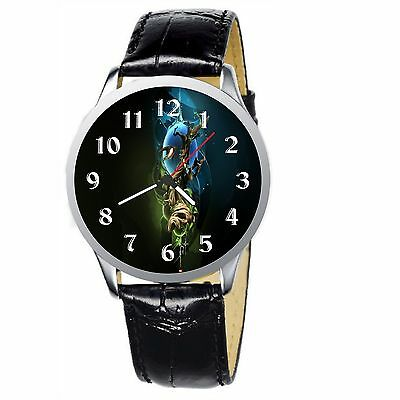 The Tree Of Life Stainless Wristwatch Wrist Watch