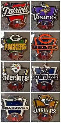 NFL American Football Team Logo Collectible Pin Badge