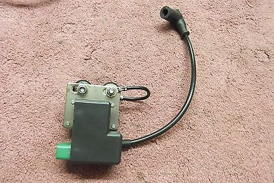 2013 Rotax Fr125 Max Ignition Coil Green