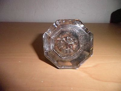 Nice Large Vintage Glass Door Knob