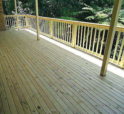 90 x 22mm H3 Treated Pine Decking $2.85/m