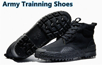 Military Ourdoor Sporting Combating Shoes Hiking Climbing Shoe Army Casual Shoe