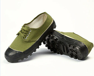 Army/ Military Surplus Trainning Shoes Soldier Combating Boots Tactical Shoes