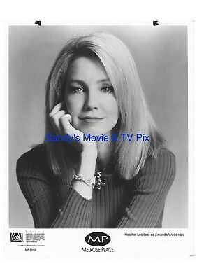 HEATHER LOCKLEAR Gorgeous Original TV Photo MELROSE PLACE