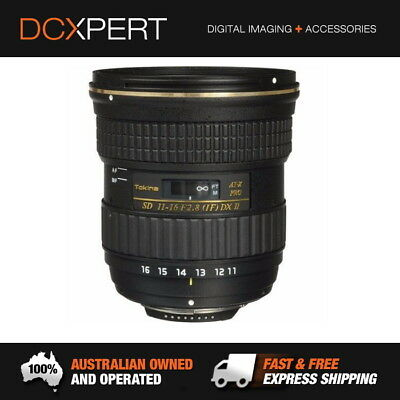 TOKINA 11-16mm F2.8 AT-X 116 PRO DX-II - SONY A MOUNT & BONUS 32GB SANDISK SD