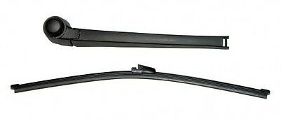 Vw Golf V Mk5 Hb 03-09 Rear Windshield Wiper Arm With Blade