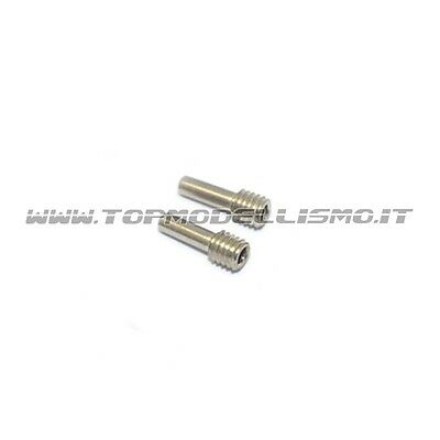 Spinette Screw Pins in Acciaio 4x11mm - GPM