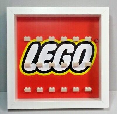 Cornice Vetrina Display Case Lego Minifigures