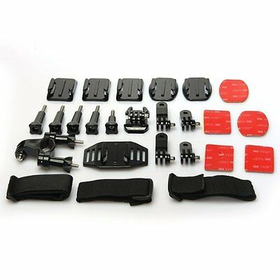 Cfly889 25 1 Accessory Kit Screws Support Camara GoPro Hero March 2
