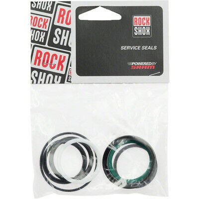 RockShox Service Seals - Basic Rear Shock Air Can Seals - Monarch RS