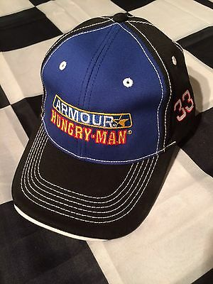 NASCAR 2014 Team ONLY issue Kevin Harvick 33 Armour Hungry Man Hat