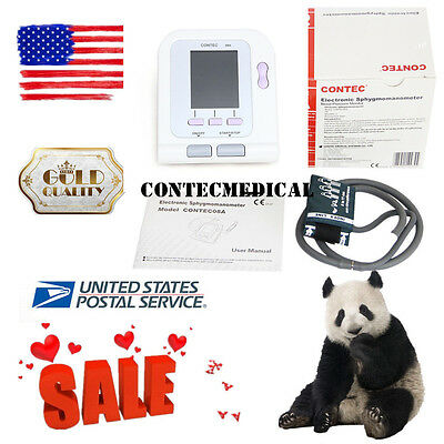 USA Stock,CONTEC08A VET Veterinary Digital Blood Pressure Monitor,NIBP machine
