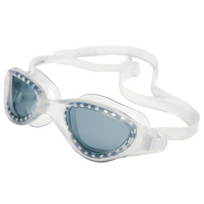 NEW Finis Energy Goggle Clear/Smoke Swimming