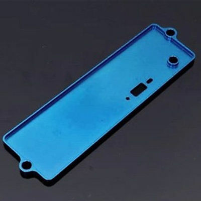 122064 Aluminum Battery Case Top Cover for HSP 1:10 RC Car Truck Upgrade Parts