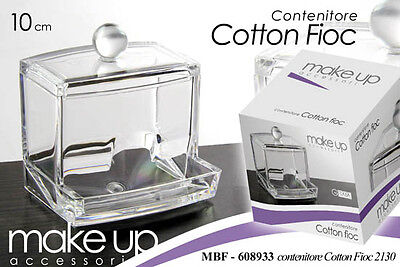 Contenitore Cotton Fioc Make Up 10 Cm Mbf 608933