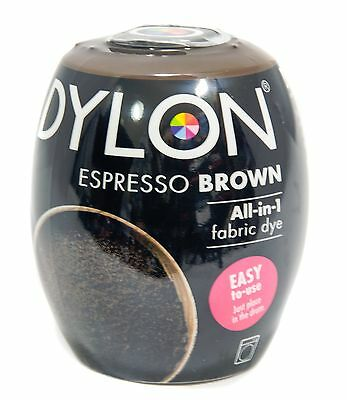 Espresso Brown Fabric Dye by Dylon
