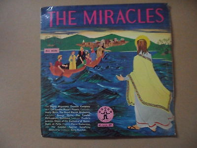 "The Dandy Repertory Theatre Company  The Miracles 7"" Ep Vinyl"