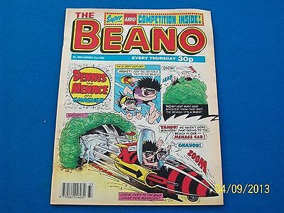 THE BEANO COMIC No. 2666 AUGUST 21ST 1993 D.C.THOMSON & CO