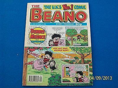THE BEANO COMIC No. 2668 SEPTEMBER 4TH 1993 D.C.THOMSON & CO