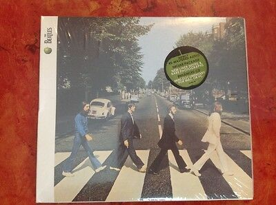 (7) SEALED AND REMASTERED BEATLES AUDIO CD's AMAZING LOT 12 PHOTOS BRAND NEW