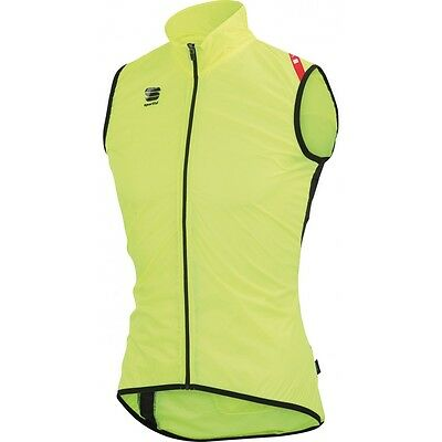 GILET SPORTFUL HOT PACK 5 VEST GIALLO FLUO NERO Size L