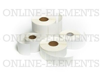 4000 QUALITY DIRECT THERMAL LABELS - 40mm x 28mm