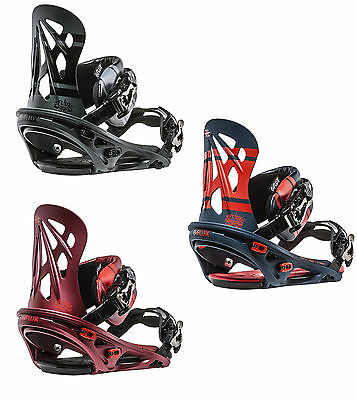 Flux Rl Mens New Snow Snowboard Bindings 2016 Free Delivery Australia