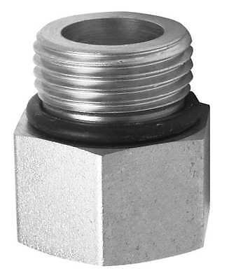 """1/2"""" Female x 7/8-14 Male Conversion Adapter Fitting 5000 PSI FNPT x ORB SAE"""