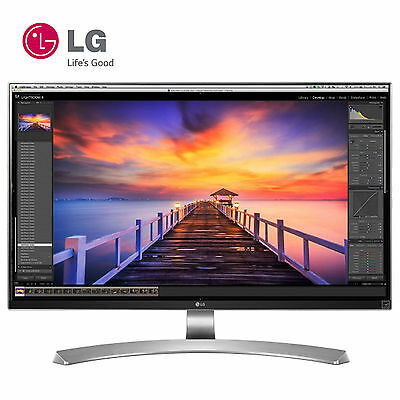 "New LG 27UD88 27"" 4K 3840x2160 UHD IPS 16:9 DP HDMI Anti-Glare Monitor"