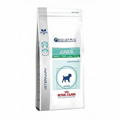 Royal Canin Vet Care Nutrition Dog Pediatric Junior Petite Race - 2 Kg