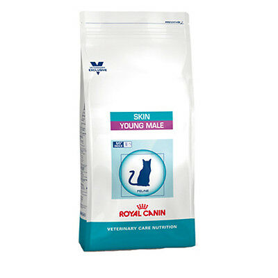 Royal Canin Vet Care Nutrition Cat Skin Young Male - 3,5 Kg