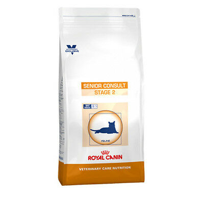 Royal Canin Vet Care Nutrition Cat Senior Consult Stage 2 - 6 Kg