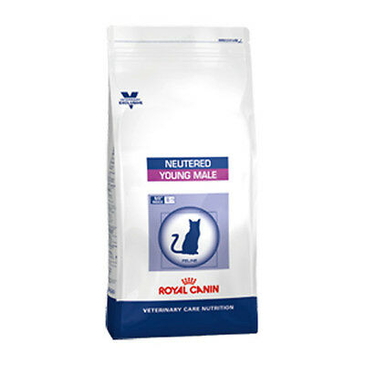 Royal Canin Vet Care Nutrition Cat Neutered Young Male - 10 Kg
