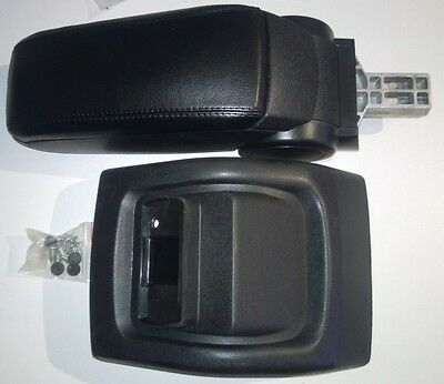 Ford Focus Mk2 04-11 Armrest Black New Eco Leather