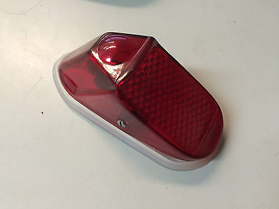 Nos Piloto Mobylette Taillight New Old Stock