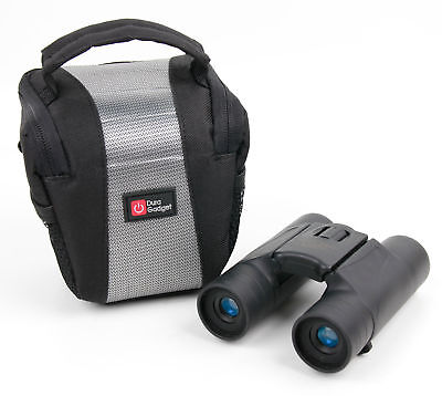 Case with Shoulder Fastening & Belt Loop for Visionary DX 10x25 Binoculars