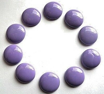 Gorgeous Shiney Smarties Flatbacks Embellishments You Get 10 - Fast Free P&p