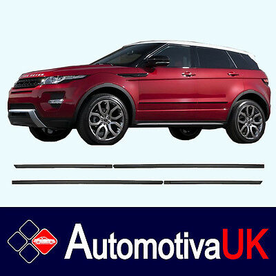 Land Rover Evoque 5D Door Rubbing Strips | Door Protectors | Side Protection Kit