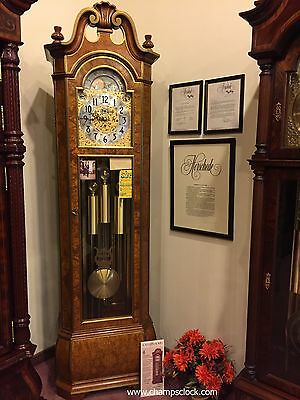 "The Last Herschede Hall Clock Grandfather ""The Clock"" Documented Hand Signed NOS"