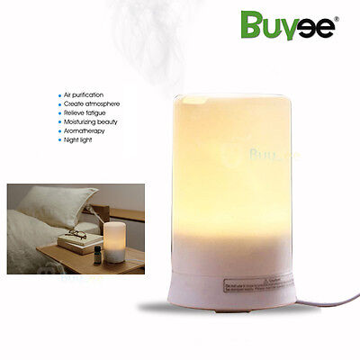 Essential LED Oil Aroma Diffuser Ultrasonic Humidifier Aromatherapy Air Purifier