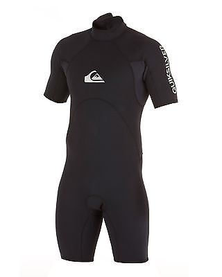 NEW QUIKSILVER™  Mens Syncro Base 2/2MM Springsuit Wetsuit Surf